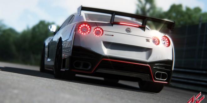 Assetto Corsa bonus DLC Nissan.,