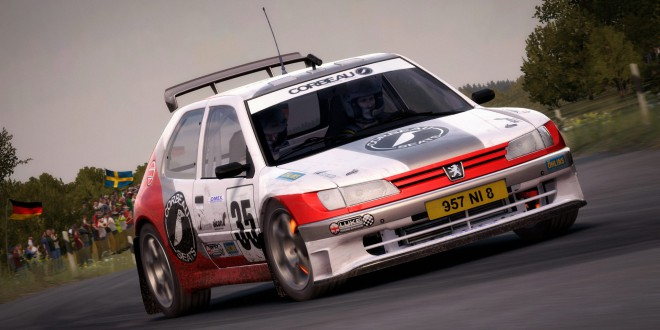 DIRT RALLY TARMAC TERRORS