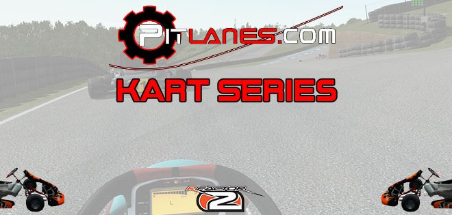 Karting league header