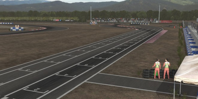Kartodromo Valencia kart track released on rFactor 2