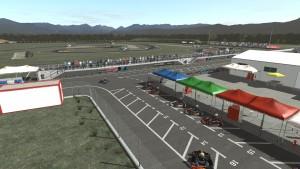 Kartodromo Valencia kart track released on rFactor 2