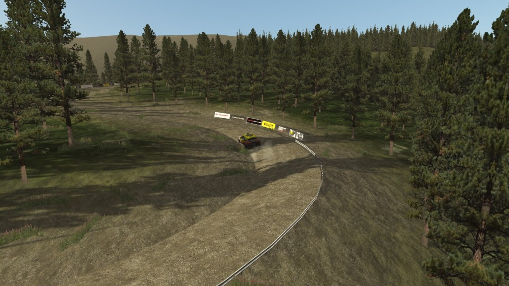 Pikes Peak on rFactor 2