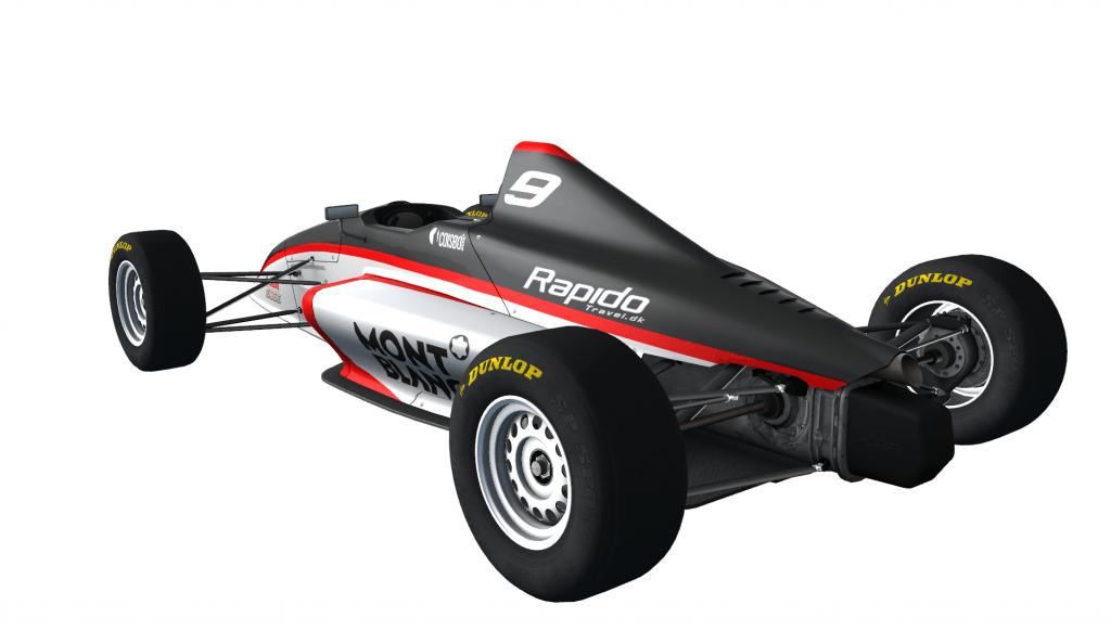 Formula RaceRoom Junior Announced