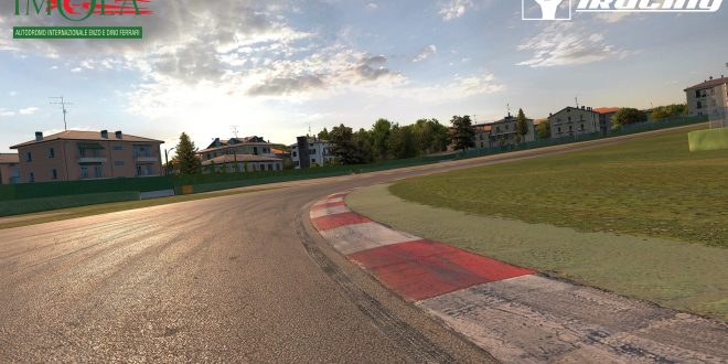 Imola released on iRacing