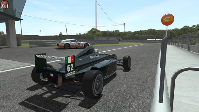 Formula BMW released on rF2