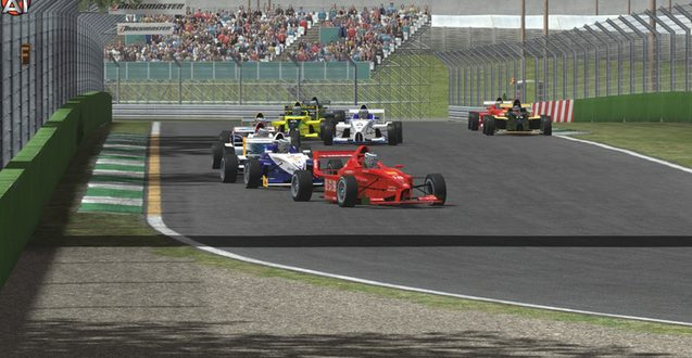Formula BMW Released on rF2