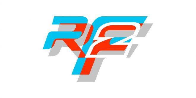 rFactor 2 new logo