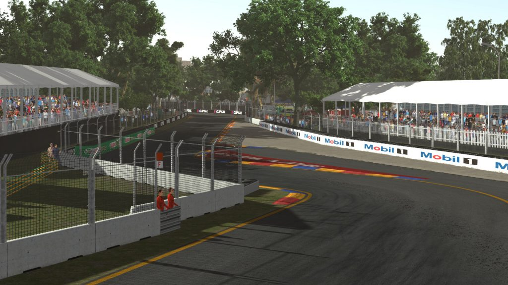 Adelaide street circuit released on rFactor 2