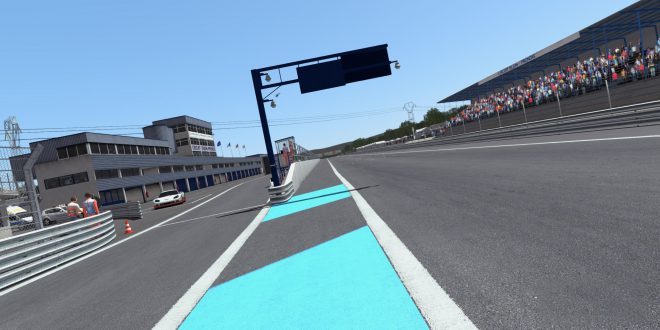 Dijon Prenois released on rFactor 2