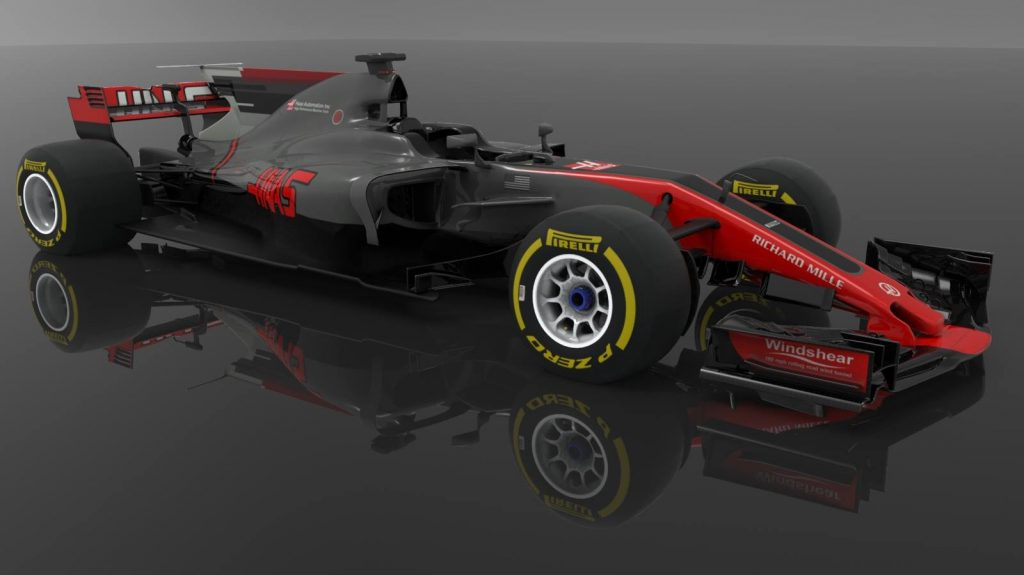 F1 2017 mod coming to Assetto Corsa and rFactor 2