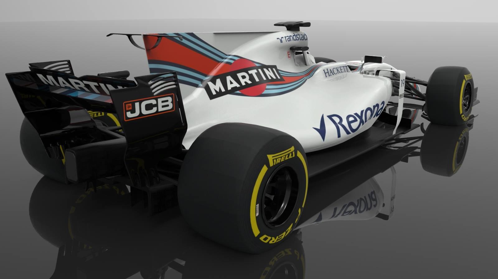 ACFL Williams - Pitlanes Sim Racing