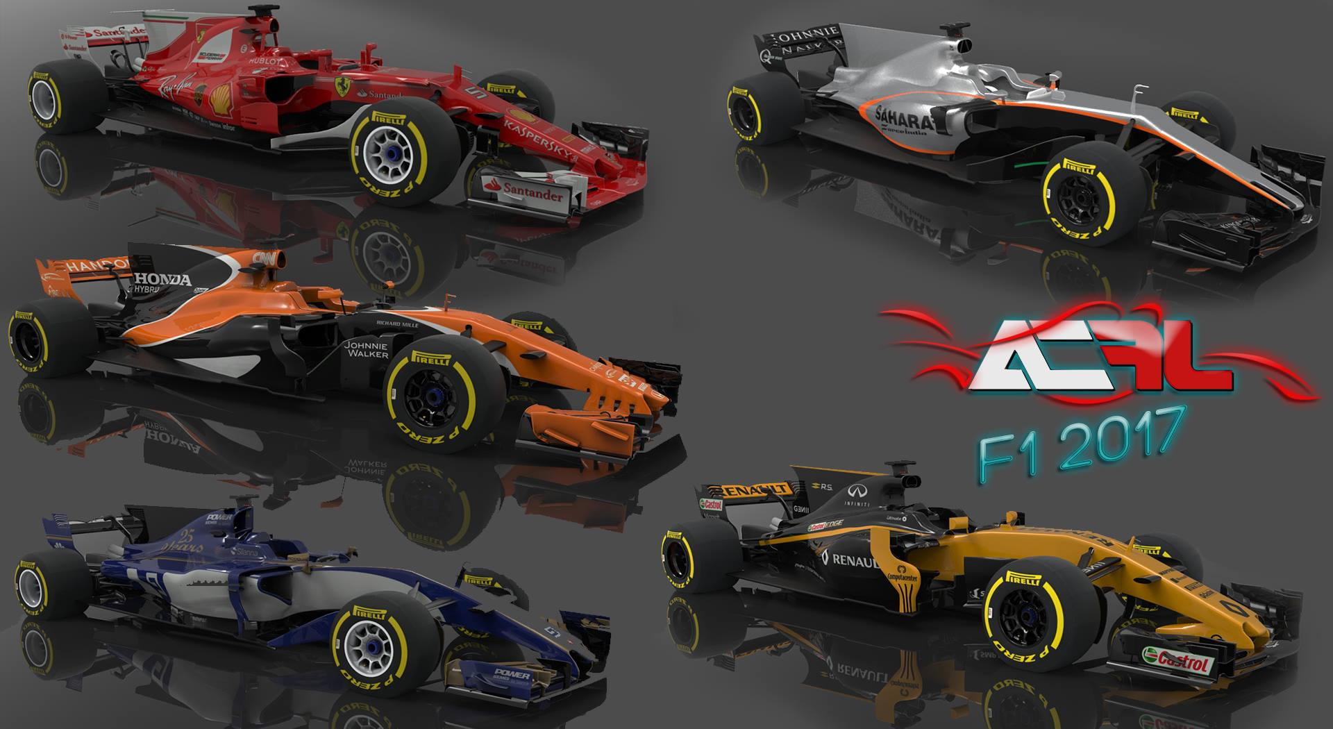 ACFL all - Pitlanes Sim Racing