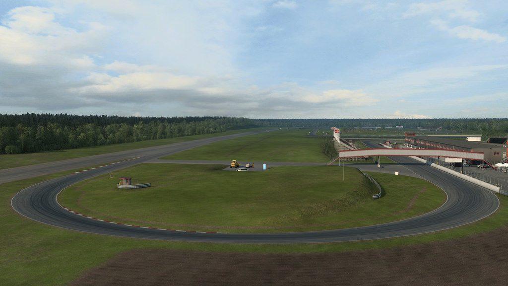 Anderstorp imminent on Raceroom