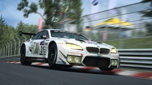 BMW M6 GT3 on Raceroom