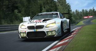 BMW M6 GT3 on Raceroom