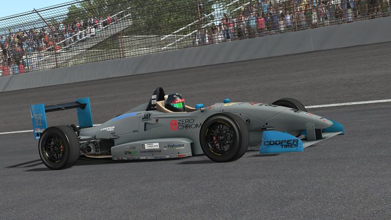 Fairplay Sim Racing USF-2000