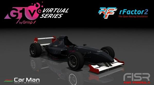 Griiip G1 series released for rFactor 2 and Assetto Corsa - Pitlanes