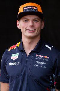Max Verstappen in 2017
