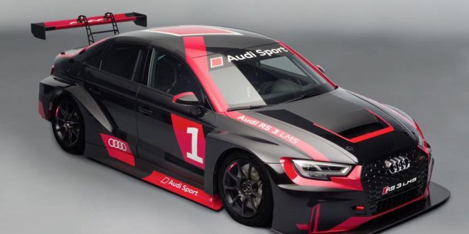 Audi RS3 LMS TCR is coming to iRacing